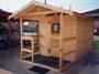 Casetta 2x3 con veranda