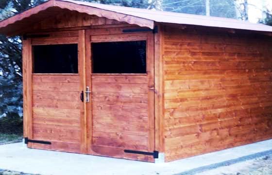 caetta 3x5 garage