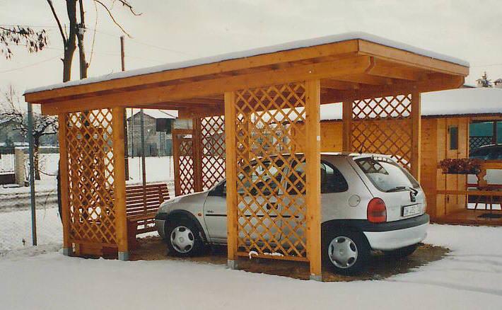 box auto 5x3.60 con grigliati