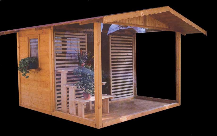casetta serra 3x3