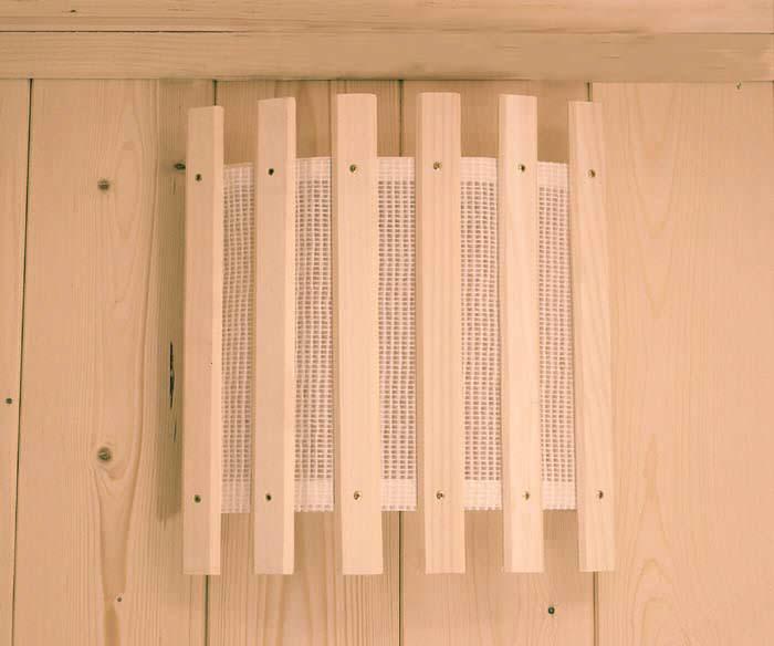 paralume sauna lux