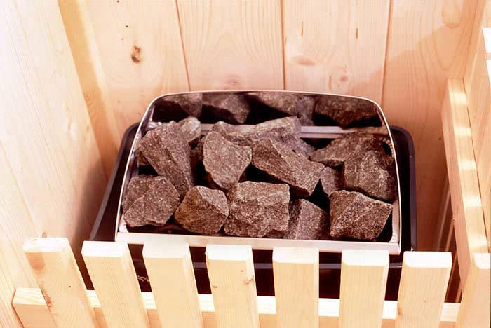 Pietre laviche per sauna