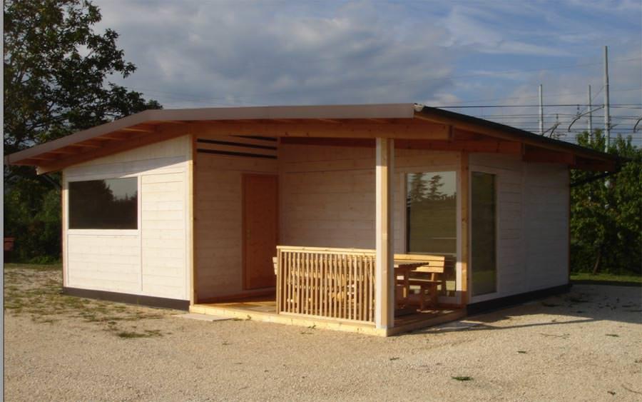 Casa di 69mq modello natura