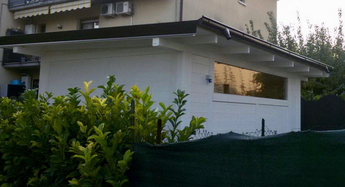 mini casa con vetro panoramico 2017