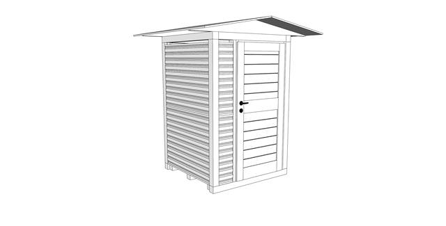 cabine doccia per spiaggia