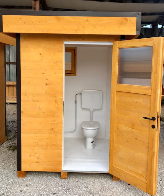 bagno in legno 2018