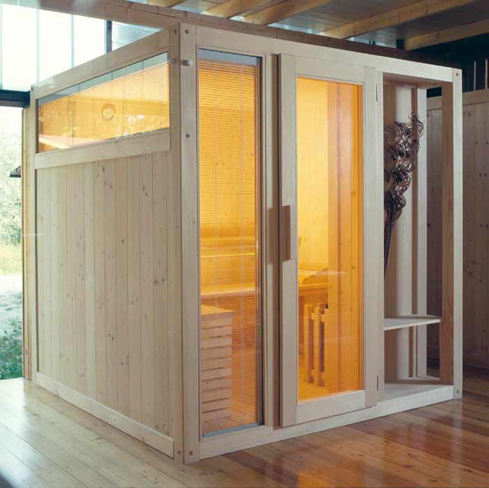Sauna Elite 200x200 HAMMAM