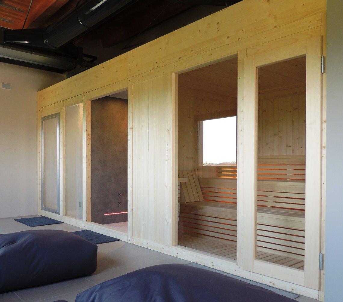 sauna combinata tutto in uno 2017