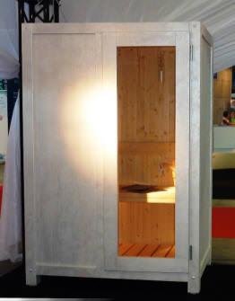 Sauna perlata 2012