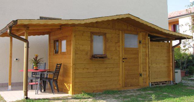 Casette in legno con telaio - EdilLegno