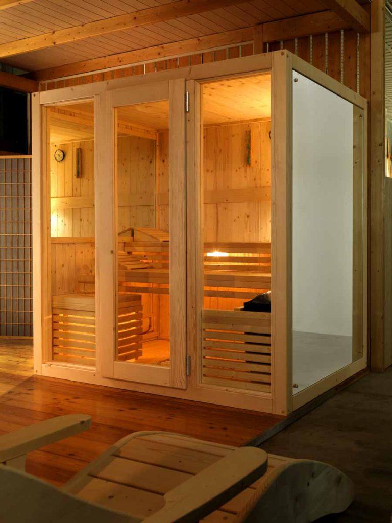 Sauna Vintage