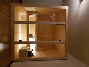 sauna per casa