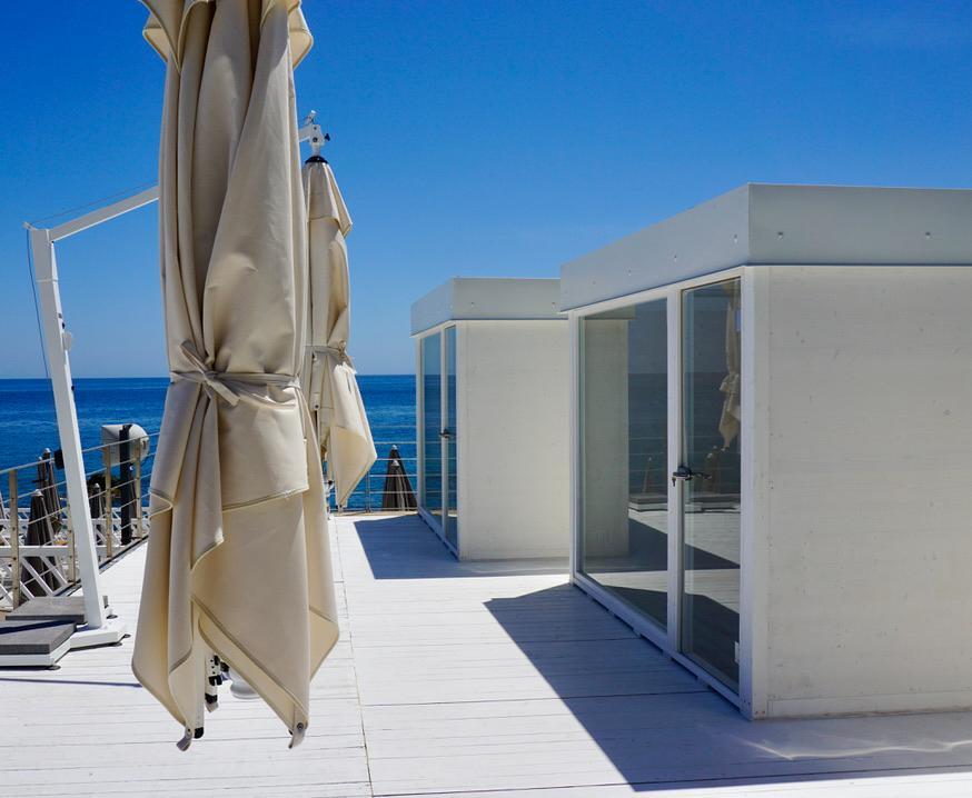 cabine da spiaggia